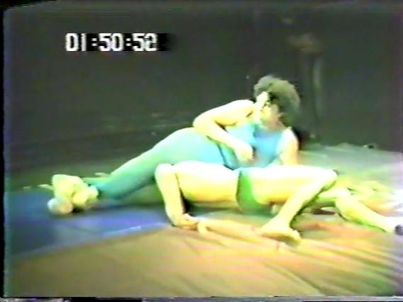 Deena Zarra headscissors, 1985